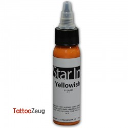 Yellowish, 30ml - Star Ink pro tattoo colour
