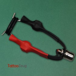 RCA cable to clip cord adapter