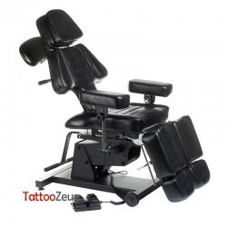 Hydraulischer Sessel mit elektrischer Steuerung fürs Tattoostudio