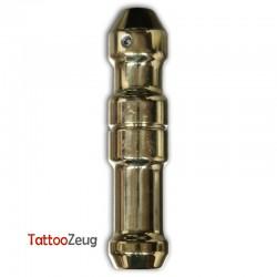 Nadelhalter für Handpoking aus Messing 22mm