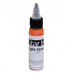 Light Orange, 30ml - Star Ink pro tattoo colour