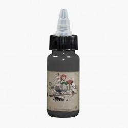 Dunkelgrau - Sailor Jerry 30ml, traditionelle Tätowierfarbe