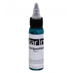 Turquoise, 30ml - Star Ink pro tattoo colour
