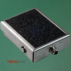 Stainless steel foot switch...